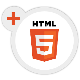 Netpeak — HTML5 Certification Badge DoubleClick